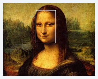 Mona Lisa's Face